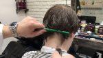 Men's haircut on medium long hair 2017 Мужская стрижка на средние длинные волосы 2017