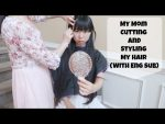 Mom Cuts My Hair for Wedding (In Chinese With Eng Sub)