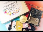 Распаковка Коробочки Secret Box / Тестирую на себе!