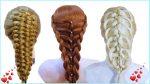 Топ 10 Простые и Удивительные Прически.Top 10 Amazing Hairstyles Tutorial Compilation