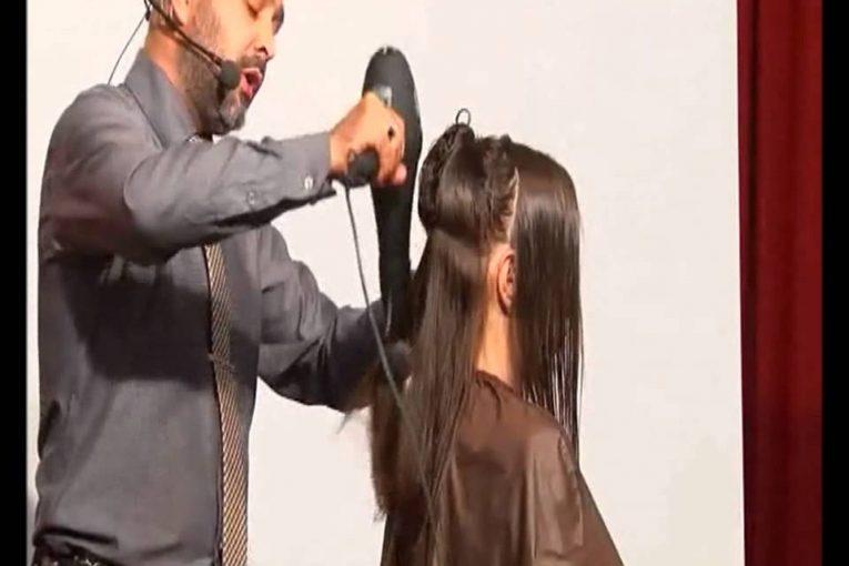 Секреты успеха + стрижка на длинные волосы Часть 1