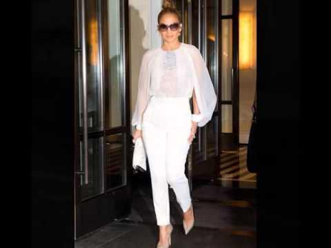 Белые женские блузки/рубашки — 2017 / Мода — Стиль / White blouses — shirts /Weiße Blusen