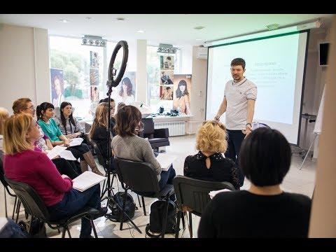 Онлайн обучение для парикмахеров. Как проходит обучение в академии правильной стрижки.