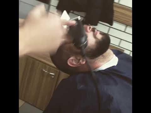 Барбер Влад самая модная стрижка бороды 2017