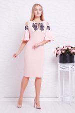 На Новый год с открытыми плечами: выбираем трендовые платья