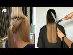 10 модных причесок на средние волосы ПУЧОК мальвинка + стильные ХВОСТЫ