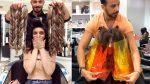 ТОП 10 Экстремальные Длинные Стрижки Волос/Окрашивание и Прически на Длинный Волос