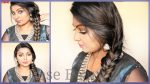 Easy Messy Bride Hairstyle in Tamil | Easy Hairstyles in Tamil | TAMIL BEAUTY TIPS