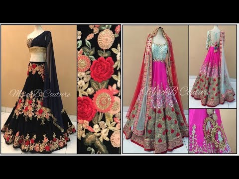 Designer dresses 2018/ new designs collection of Indian style  dresses 2017-2018
