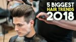 5 Best Mens Hairstyles for 2018 | Mens Hair Inspiration | BluMaan 2018