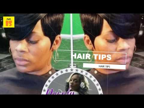 27 Piece Short Hairstyle How To Make — #HealthDiaries