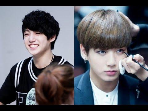 BTS JungKook Hairstyle Evolution — Kpop 2018