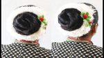 Best and Easy Juda Hairstyle | Bridal Bun hair style | Juda Hairstyle | short hairstyles