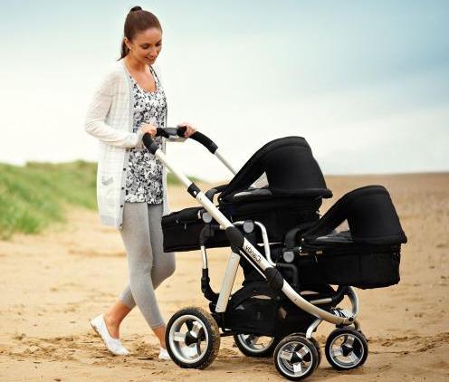 Как выбрать красивую и безопасную коляску для ребенка?