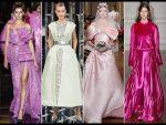 100 самых красивых платьев Недели моды в Париже