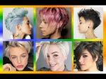 Пикси популярные модели стрижек 2019! На короткие, средние и длинные волосы