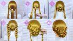 Прически Пошагово. Прическа на Выпускной.Amazing Prom Hairstyles