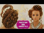 pakistani bun hairstyle || bun hairstyle || best bun hairstyle || advance bun hairstyle || easy bun