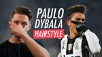 Paulo Dybala Hairstyle 2018 — Men's Football Player Haircut