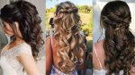 Long Hair Soft Wedding Hairstyles | Prom Hairstyles Tutorials