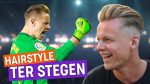 Ter Stegen Hairstyle | World Cup 2018 | Skin Fade Haircut