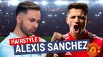 Alexis Sanchez Hairstyle 2018 | Mens haircut | hair inspiration