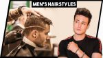 5 Awesome Hairstyle Tutorials for Men 2018 (EP.1) | Mens Hair 2018 | BluMaan