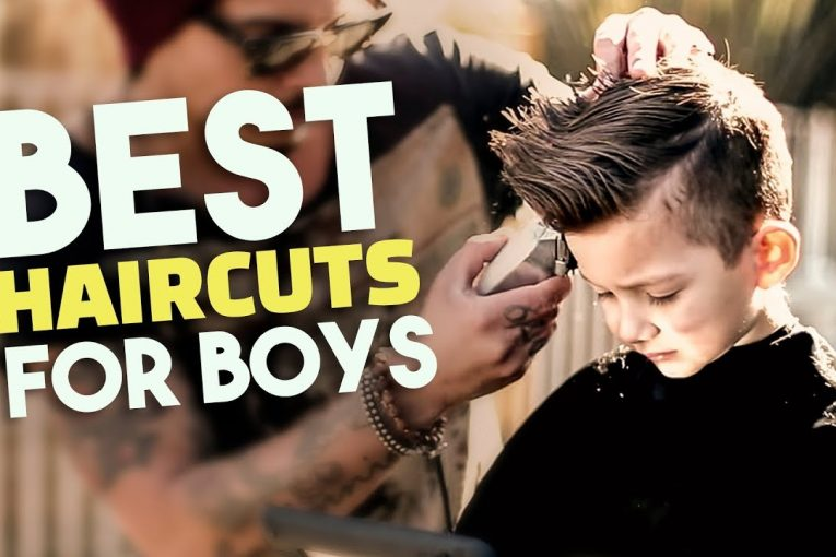 Top 6 Haircuts & Hairstyles For Boys | Back To School Hairstyles | BluMaan 2018