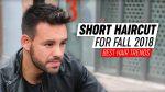 Short Hair for Fall 2018 | Mens Hairstyle Inspiration | SlikhaarTV