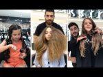 Шикарные Детские Прически и Стрижки/Удивительное Преображение Волос/Профессионалы 80 Уровня