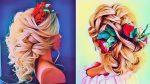 КРАСИВЫЕ ВЕЧЕРНИЕ/СВАДЕБНЫЕ ПРИЧЕСКИ. Как закрепить венок в прическе? Amazing Hair Transformations