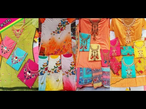 Boutique suits under 1000 rupees Designer partywear suits | chandni chowk | Rahul Baghri