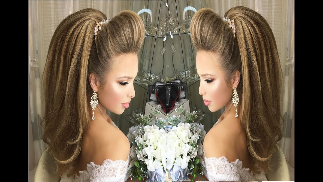 Long hair hairstyles | hairstyles for women | wedding hairstyles | Part 11