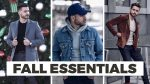 Men's Fall Essentials | Men's Fashion 2018 | Alex Costa