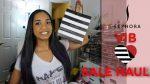 ❤ Sephora VIB ROUGE Bonus SALE HAUL ❤ The GOODIES I GOT!
