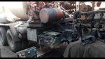 Установили КПП на миксер и МЕГА запуск двигателя Камаз!!!