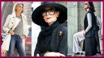 Мода и стиль для женщин 50+. Модные образы 2018 — 2019