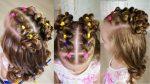 Easy Holiday Hairstyles Tutorial. Easy & Cute Summer Hairstyles! Нoliday hairstyle fo girls!