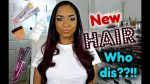 NEW HAIR Who Dis??! ♡ Hair Color CHANGE and Haircare Products ♡