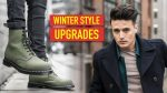 6 Stylish Ways to UPGRADE Your Look for Winter 2018 | Easy Mens Fashion Tips