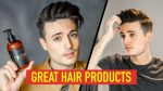 GREAT Hair Products | 2 Mens Hairstyles with Texture | Lockhart's Review