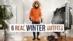 REAL Cold Winter Outfits for Men | Layering and Styling Men's Fashion | ODS Winter 2019