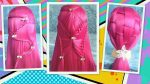 Красивые прически в школу / Прически для девочек / hairstyles for school / шаш өру үлгілері
