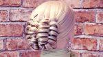 Причёска из кос | Авторские причёски | Лена Роговая | Hairstyles by REM | Copyright ©