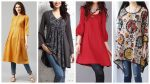 Latest Long Shirts Fashion with Jeans for Girls & Women
