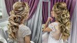 Красивые прически пошагово.Греческая коса на жгутах.Обучение онлайн