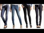 DIY Делаем узкие джинсы Skinny/How to make skinny jeans
