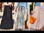 Юбки. Мода весна — лето 2019. Фото. Тренды. Десятки красивых модных вариантов для женщин.