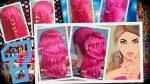 Красивые и легкие прически для длинных волос / Прически Челлендж