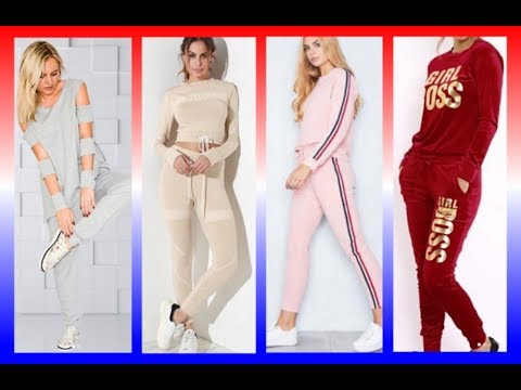 Спортивные костюмы. Мода 2018 / Tracksuits. Fashion 2018